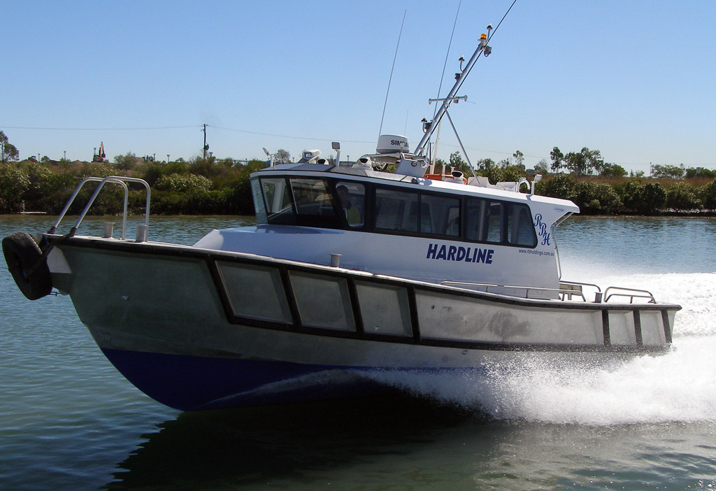 Everingham Boats Australia - Aluminium Boat Builders ...