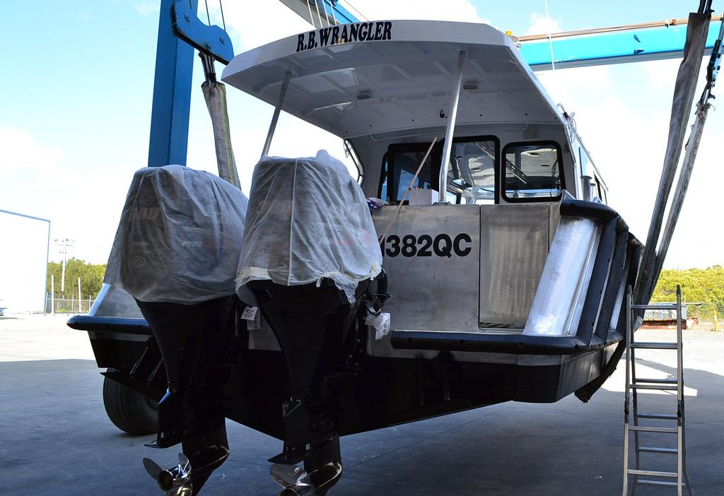 Everingham Boats Australia - Aluminium Boat Builders Queensland - New Boat Builds, Modifications ...